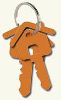 Vacation Rental Keys