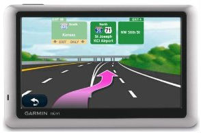 Garmin Nuvi 1450 GPS