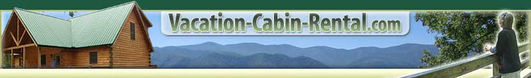 vacation cabin rentals