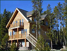 Lake Tahoe Cabin Rental